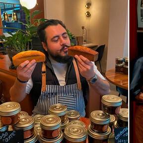 El chef mexicano Enrique Casarrubias obtiene estrella Michelin por su restaurante Oxte