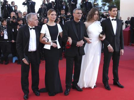 Seydoux cannes 2013 mejor vestidas