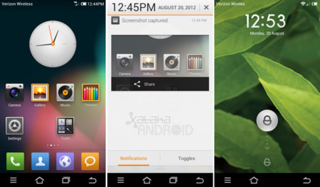 MIUI Jelly Bean