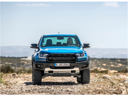 Ford Ranger Raptor Pickup Precio Mexico 9