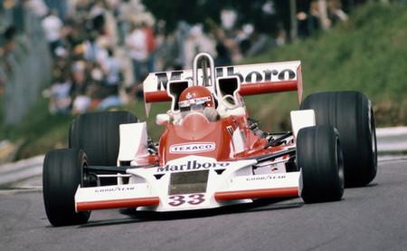Bruno Giacomelli 1978 McLaren