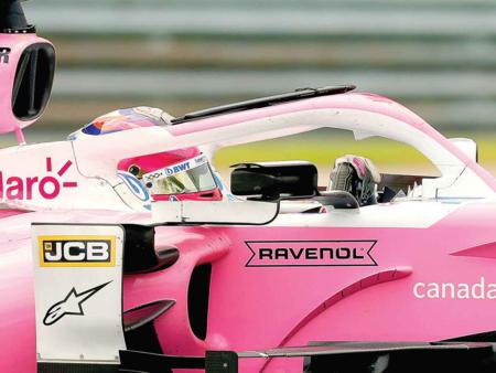 Sergio Perez positivo a Covid 19