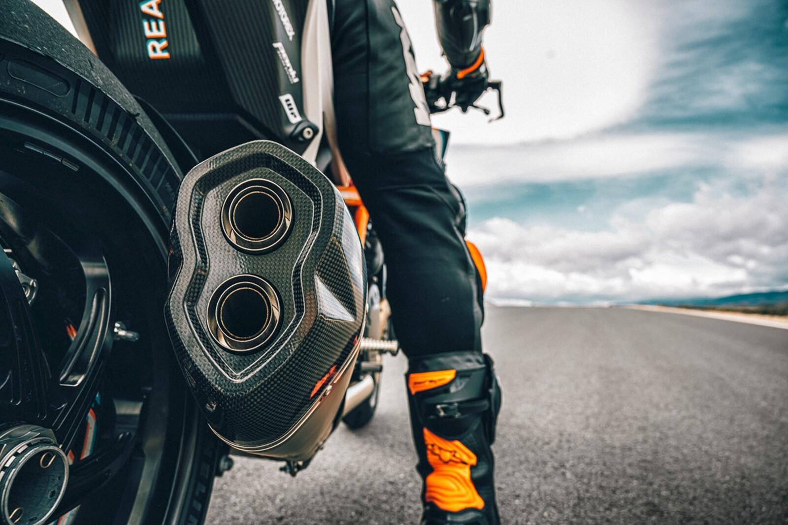 Foto de KTM 1290 Super Duke RR 2021 (11/13)