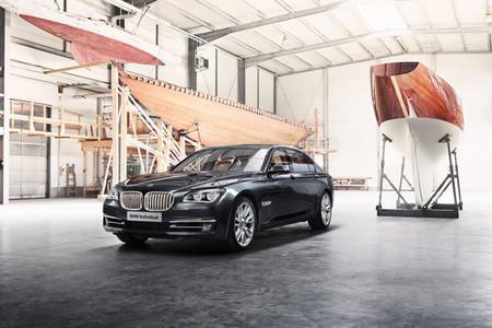 The BMW Individual 760Li Sterling inspirado por Robbe & Berkling
