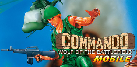Wolf of the Battlefield: Commando llega a Android... y es un desastre