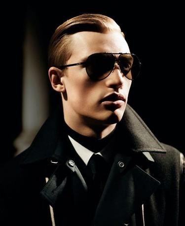 Dior Homme Otoño-Invierno 2012/2013 presenta 'Shadow'. El lookbook de temporada