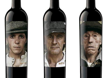 Matsu, trilogía de vino: el pícaro, el recio y el viejo
