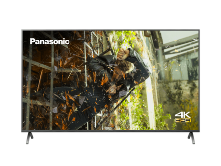 Pana Tv Hx900e Hxw904 Front Outside With Logo