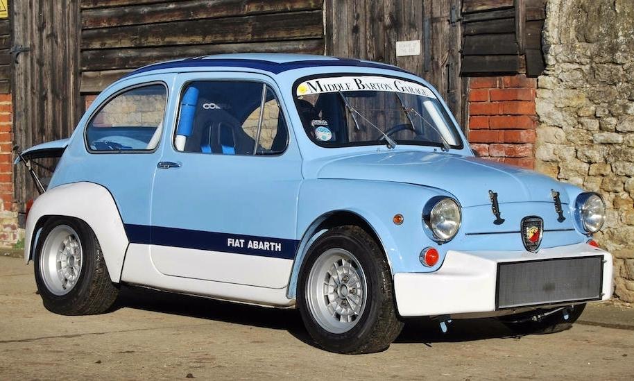 Fiat Abarth 1000 Tc Corsa 1966 2 10
