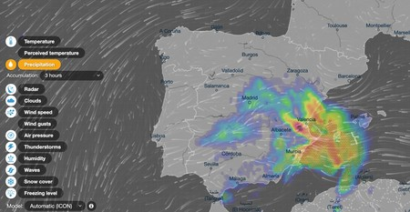 Window Y Ventusky Wind Rain And Temperature Maps