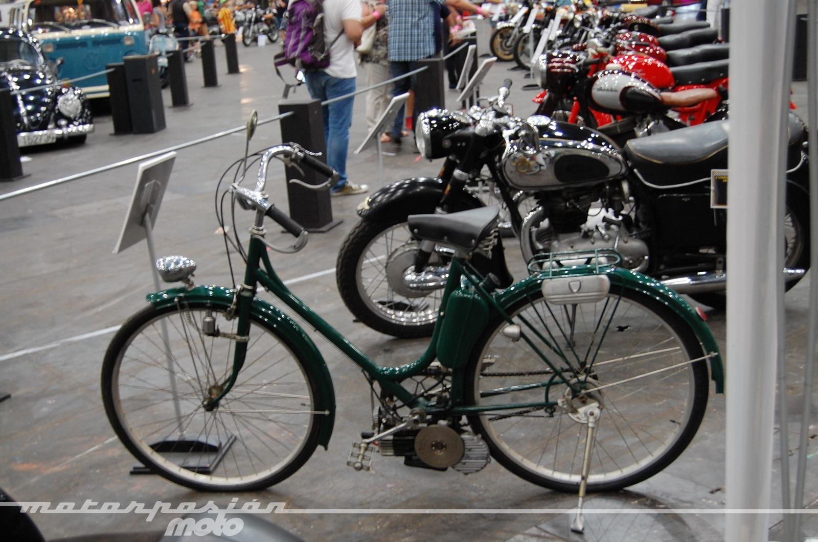 Foto de Mulafest 2014, exposición de motos clásicas (26/35)