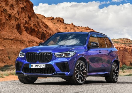 Bmw X5 M Competition 2020 1280 03
