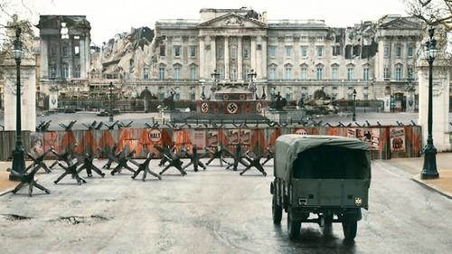 'SS-GB', la Inglaterra nazi deja que desear