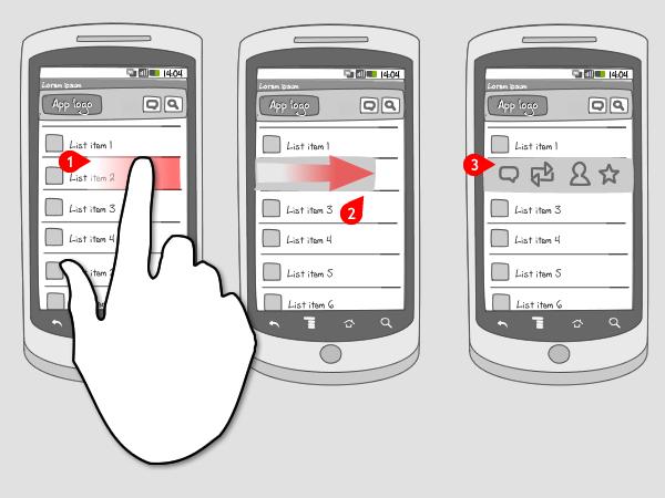 Patrones de diseño Android
