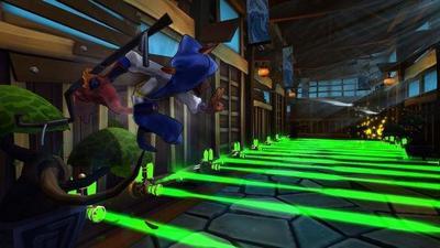 Tendremos demo de 'Sly Cooper: Ladrones en el Tiempo' para PS3 este mes