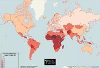 Dónde vive la población más joven en el mundo