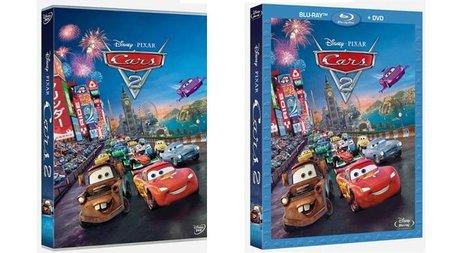 Estrenos en DVD y Blu-ray | 31 de octubre | Llega 'Cars 2', acompañada de varios reestrenos