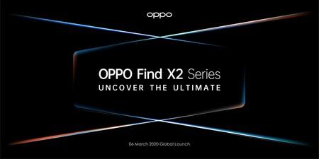 OPPO Find X2: sigue la presentación del buque insignia y del smartwatch de OPPO en directo