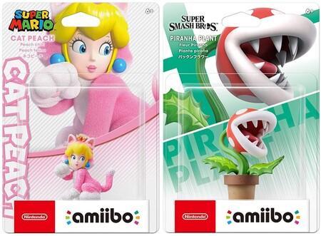 Figuras amiibo de Mario Bros disponibles en Amazon México