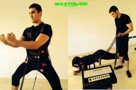 El traje electroestimulador que te pone en forma