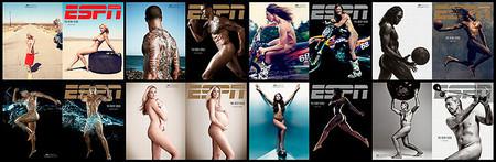El culto al cuerpo en la cadena ESPN