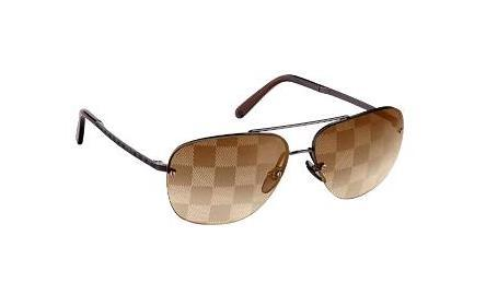 Gafas de sol aviador Louis Vuitton con cristales fotocrómicos