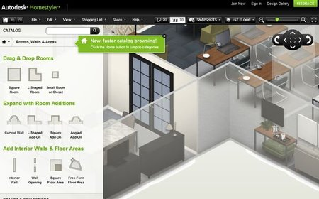 La casa de tus sueños con Autodesk Homestyler