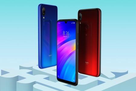 Redmi 7: el nuevo móvil de Xiaomi con gran batería llega a un precio irrisorio para revolucionar la gama de entrada
