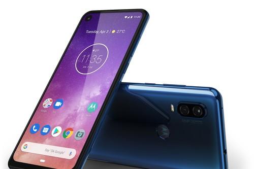 Motorola One Vision: llega el primer Android One con agujero en pantalla y chipset de Samsung para la gama media-alta
