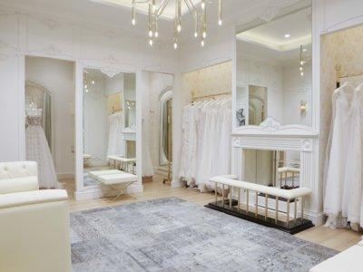Pronovias inaugura tienda en Madrid, a tener en cuenta en tu ruta de ateliers, como novia o invitada