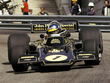 Ronnie Peterson Lotus F1