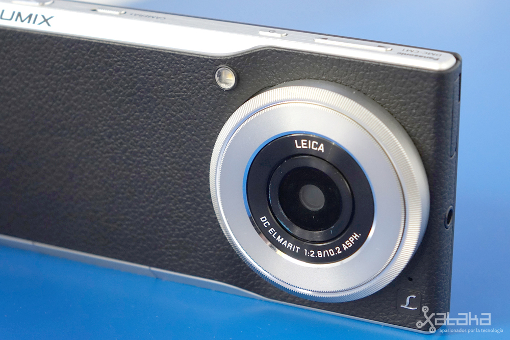 Foto de Panasonic Lumix CM1 (1/12)