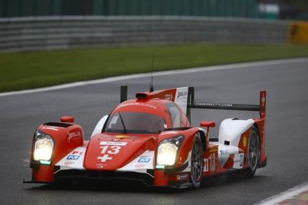 Oreca, con mucho trabajo en Le Mans