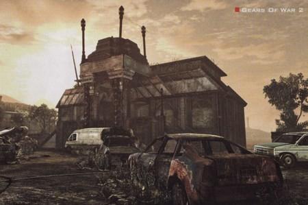 Gears of War 2. Gridlock