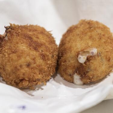 Cañitas Maite, el restaurante de Albacete donde comer la mejor croqueta de jamón de España, según Madrid Fusión 21