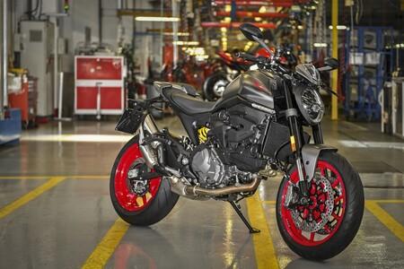 Ducati Monster 2021 Precios 5