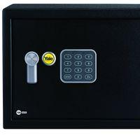 Más seguridad para tus pertenencias por 36,88 euros: caja fuerte YaleYSV/250/DB1 para sobreponer en Amazon