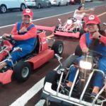 Visita Tokio como si estuvieras en un videojuego, en Super Mario Kart