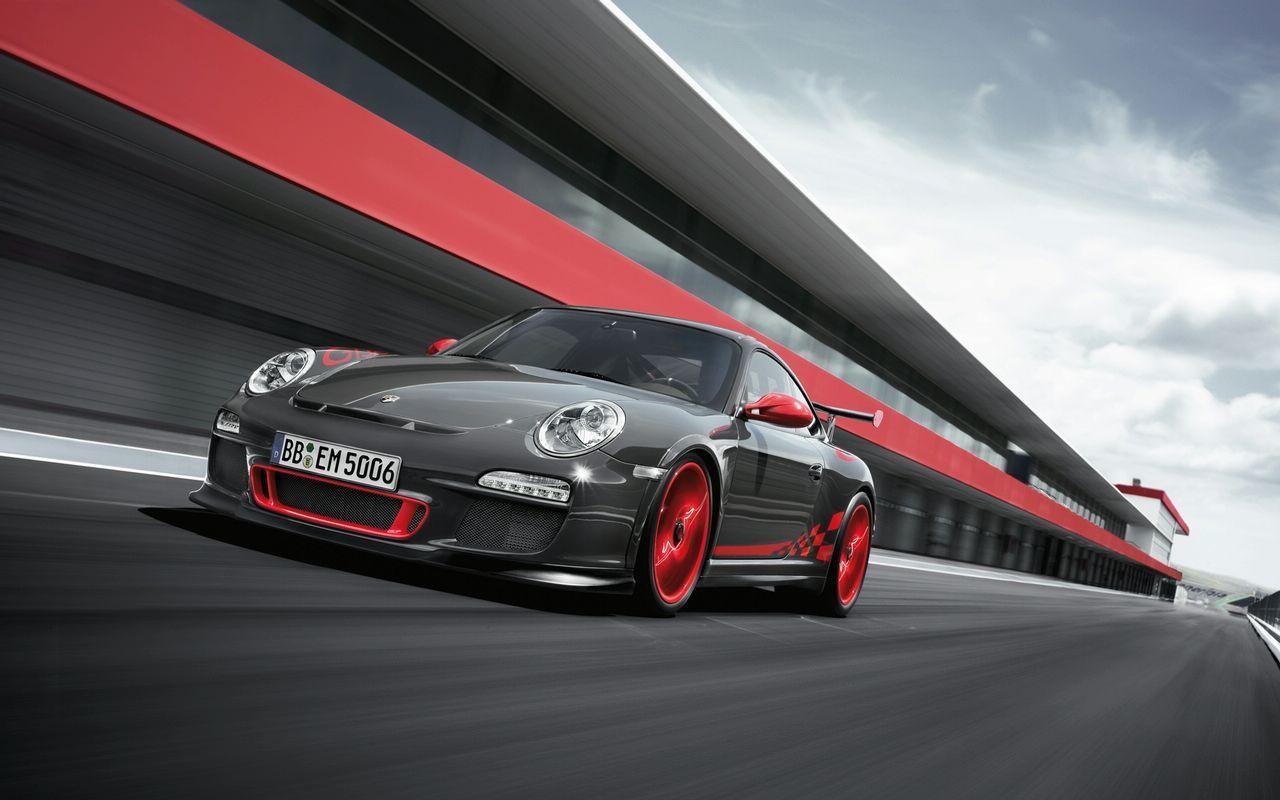 Foto de Porsche 911 GT3 RS 2010 (8/9)