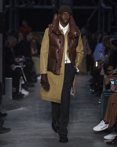 Burberry Autumn Winter 2019 Collection Look 103