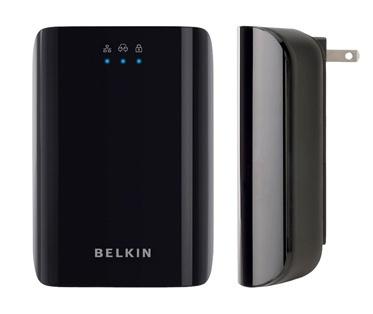 Belkin Gigabit Powerline HD, PLC a 1 Gbps