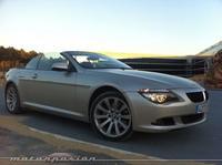 Mi último viaje con un BMW Serie 6 actual