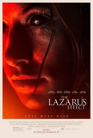 'The Lazarus Effect', tráiler y cartel de la película de terror con Olivia Wilde
