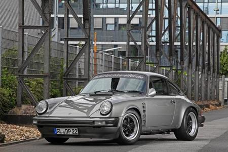 Porsche 911 3.2 Sleeper por DP Motorsport