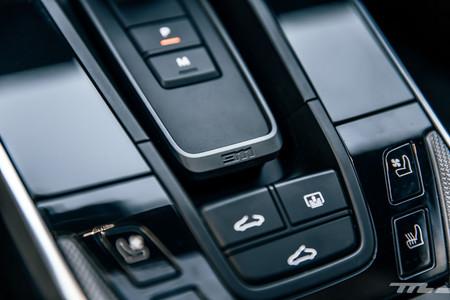 Porsche 911 mando selector