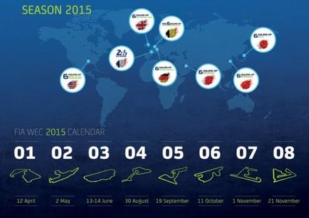 El WEC ya tiene calendario para la próxima temporada