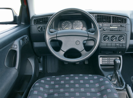 Volkswagen Golf Iii 1991 1600 0b
