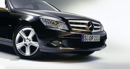 Accesorios para el Mercedes Clase C Estate