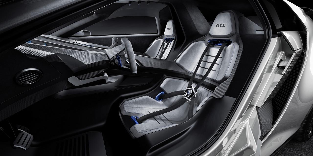Foto de Volkswagen Golf GTE Sport Concept (40/43)