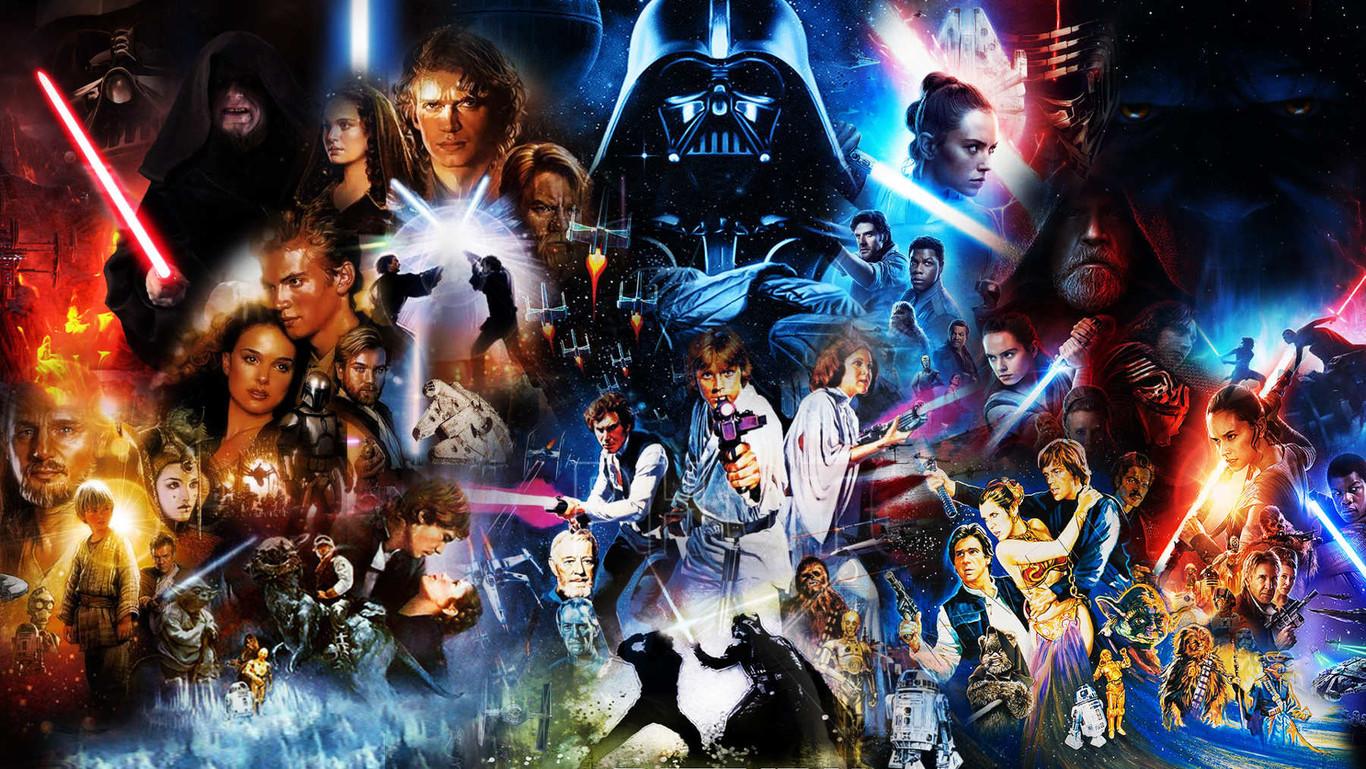 Star Wars, el orden cronológico correcto de todas las películas y series